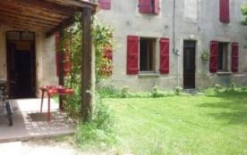 gîte à Châteauneuf de Galaure Les Glycines - Châteauneuf-de-Galaure