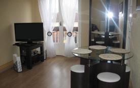 Appartement F 1 avec parking centre ville de Sarlat