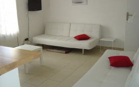 Marseille quartiers sud studio 4 couchages max