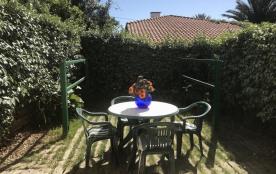 FR-1-0-383 - Appartement Capera : vacances avec jardin à 900m des plages