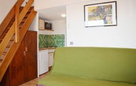 Narbonne Plage (11) - Quartier Clape - Résidence les Foulquines Bâtiment O. Studio mezzanine - 30m² environ - jusqu'à...