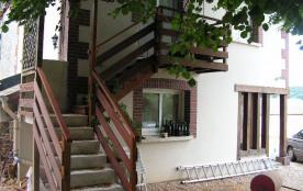 accés indépendant au petit appartement