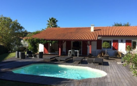 FR-1-3-370 - Villa Petaboure - le calme à 15 minutes de Biarritz