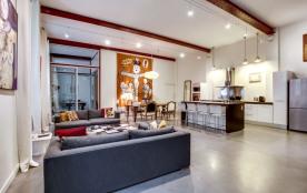 squarebreak, Superbe loft contemporain Quartier des Chartrons