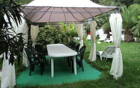 jardin commun - Tonnelle - meubles jardin