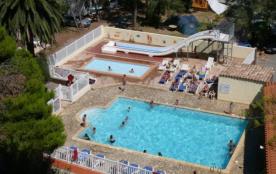 Camping Cap du Roc  3* - Mobil-home 6 personnes - 2 chambres (2013)