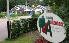 Camping Alkenhaer, 90 emplacements, 5 locatifs