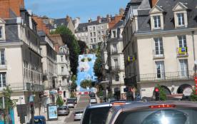 Blois les escaliers Denis PAPIN