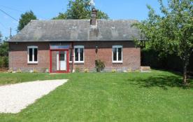 Gîtes de France Le Gitounet - Amoureux de la nature, cette maison indépendante proche du centre b...