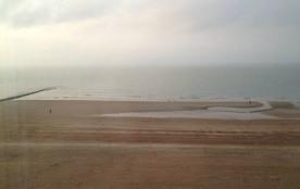 Prachtig app. te huur op de zeedijk te Oostende/Mariakerke