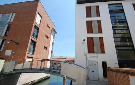 Appartement pour 2 personnes à Venezia Giudecca