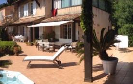 Villa vue mer avec plage privee et jaccuzzi