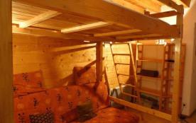 Appartement 2 pièces cabine et coin montagne exposé Sud.