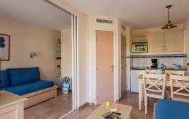 Résidence Les Rivages du Parc - Appartement 2 pièces 3/4 personnes - Climatisé Standard