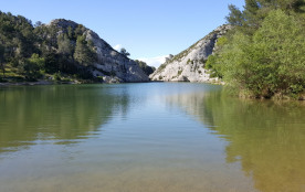 lac d'eau douce