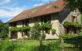 Gîte dans le Jura en Franche Comté