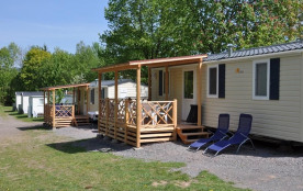 KNAUS Campingpark Walkenried, 146 emplacements, 8 locatifs