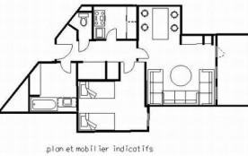 Appartement 2 pièces 5 personnes (109)