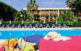 Appartement avec piscine proche de la plage de sable fin