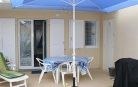 FR-1-231-3 - 100m env. plage, Coquet appartement de type  2 avec jardinet / 4 personnes