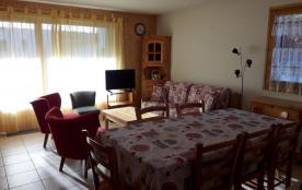 Appartement a louer au coeur de samoens