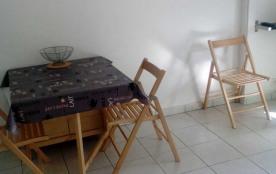 Studio cabine 4 personnes