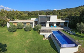 FR-1-61-228 - PORTICCIO - Somptueuse villa avec piscine