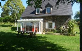 Maison Auvergnate tous confort dans le massif du Sancy - Larodde