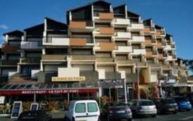 Résidence La Pêcherie - Studio cabine de 27 m² environ pour 4 personnes situé à 1000 m des plages...