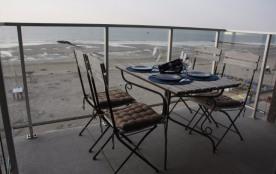 Appartement de vacances 2 chambr, Vue front de mer, terrasse