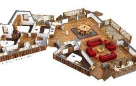 Résidence Koh-I-Nor - Appartement 5 Pièces 8 personnes 130m²