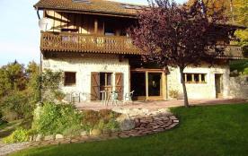 Gîte 'Chez Loan' dans magnifique maison de charme en Vallée Verte