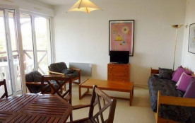 Appartement situé au troisième et dernier étage de la Résidence Le Point d'Or, bâtiment sans asce...