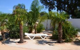 Camping Via Romana  2* - Chalet 5 personnes - 2 Chambres (entre 6 et 10 ans)