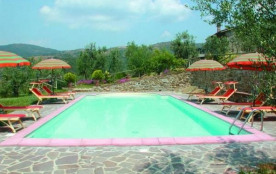 Toscane,Castiglion Fiorentino, maison de campagne restaurée,4 pers., piscine privée 10 x 5m, très...