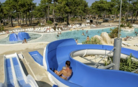 Camping Atlantic Club Montalivet - Mh 3 ch 6pers - 6 Adultes Max