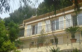 villa de menton , la ville du citron et des oranges