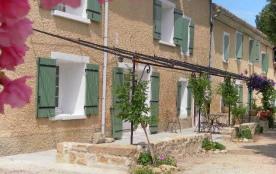 Gîtes de France - En campagne, dans 1 mas du XVIIIe, situé à 10 minutes du centre historique d'Av...