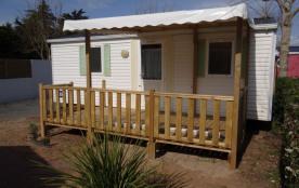 Mobil-home Super Mercure 4/6 pers, 27m², Camping le Bois Verdon***-piscine couverte - Idéalement situé en bordure de ...