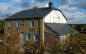Gîte de Charme Familial en Ardenne pour 8 à 14 personnes