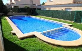 C19 SAN FELIPE adosado jardín privado piscina wifi