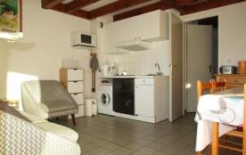 Appartement pour 6 personnes- Résidence La Baleine Rose - située à 300 m de l\'océan, et à 500m du centre de la station.
