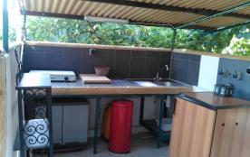 cuisine d'extérieur