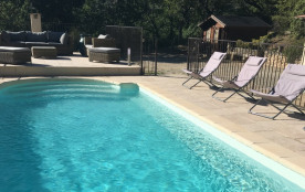 Villa au coeur du Luberon - près de Gordes et Roussillon - 8 personnes