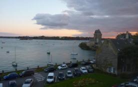 Saint-Malo Solidor vue sur mer