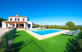 Villa OL NA - Villa d'exception avec piscine privée à Calpe, elle profite de magnifiques vue sur ...