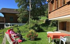 Appartement pour 1 personnes à Adelboden