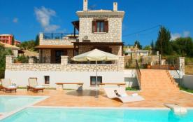Maison pour 3 personnes à Lefkada
