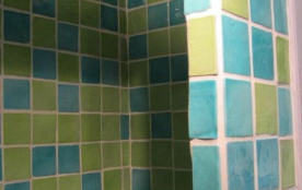 salle de douche rez-de-chaussée