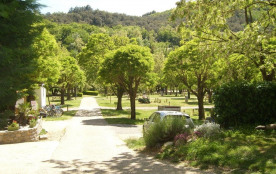 Camping la Charderie, 54 emplacements, 18 locatifs